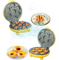 automatic baking machine - Household mini cartoon cake machine multi functional automatic baking baking pan