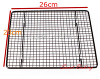 baking rack for oven - CM Carbons Steel Oven safe Nonstick Cooling Racks For Cookies Pies And Cakes Baking Rack Icing Rack