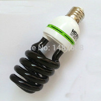 auto violet - W E27 V Ultra Violet lamp stage performance lighting blacklight fluorescent lamp UV curing bulb