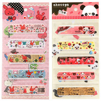 Wholesale Cartoon band aid ok sidedness bandage haemostasis stickers fashion