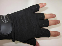 Wholesale Summer cool breathable horizontal bar weight lifting gloves semi finger gloves cycling gloves fitness gloves Hand Protector