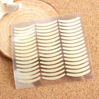 beautiful veneers - thin invisible double eyelid glue veneer beautiful eyes stickers line incarcerators breathable eyelid glue