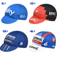 Wholesale Sport MTB riding wear Men male Roupa Ciclismo Cycling Bike Bicycle Cap BMX hat Cycling caps Headwear styles