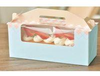 Cheap Wholesale-Freeshipping Cake packaging paper cup packaging box cake box cake roll box 10