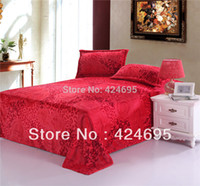 bedclothes blankets - Home Textile Romantic flower The warm coral fleece blankets on the bed throw bedclothes Size for choice