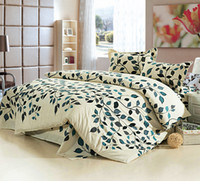 Wholesale Hot sale cotton fabrics bedding set full queen king size high quality