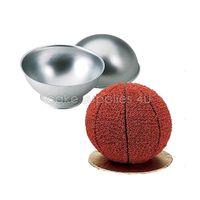 basketball cake mold - aluminum alloy Basketball cake Pan cake baking Tools manufacture metal mold Baking pan