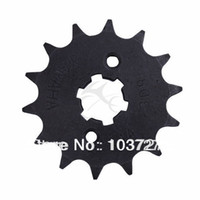 Cheap Wholesale-Motorcycle Sprocket 14 Tooth for YAMAHA YBR125 YBR 125 2002-2015