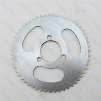 electric quad bike - H Tooth Rear Sprocket For Mini ATV Quad Pocket Bike Gas Electric Goped Scooters Minimoto