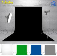 background black - x3m Black Non woven Photo Photography Backdrops Background Screen PS puzzle studio wood clothing prancha chromakey kid basket