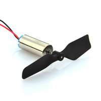 antenna with rotor - Tail Motor with Tail Rotor for V911 R C Single Rotor CH Helicopter