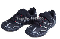 cycling shoes - On Sale New Adult Self locking Shoes Road Mountain Biking Cycling Shoes Lighted Men Breathable