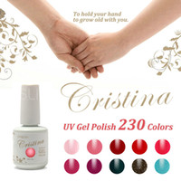 Wholesale New Cristina UV Gel Nail Polish Colors ml oz You Choose Colors