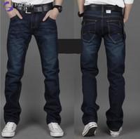 new style man jeans - New Korean Style Men Jeans Plus Size Straight Jeans Men y7196