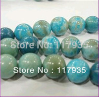 agate blue lace - mm Blue Crazy Lace Agate Round Loose Beads in bulk beads jewelry making