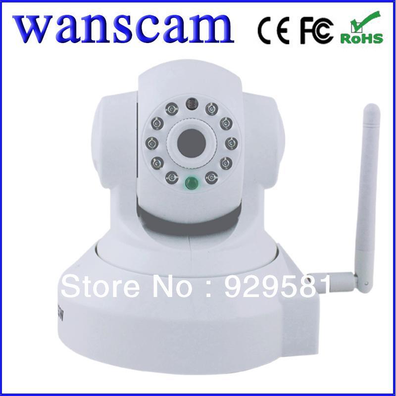 Wholesale-720P HD 1.0 MP TF SD Card IR Cut Indoor Security IP ...