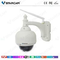 Wholesale VStarcam Wireless Outdoor Waterproof P2P Infrared HD Outdoor cctv camera zoom wifi ip ptz camera outdoor safety camera