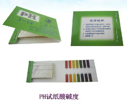 Wholesale Cheapest new pack pH Meters PH Test strips Indicator Test Strips Paper Litmus Tester Urine Saliva