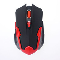 Wholesale New GHz D USB Wireless LED Optical Gaming Mouse For PC Laptop Computer Jecksion