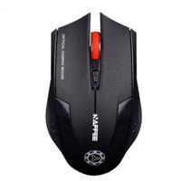 Wholesale new lightless quiet wireless mouse game mouse gaming mouse mute silent gaming mouse for dota lol DPI