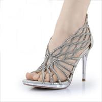 Cheap rhinestone shoes Best wedding shoes
