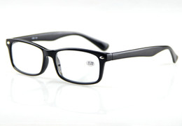 Wholesale Classic Fashionable Style Mens Black Frame Reading Glasses Readers