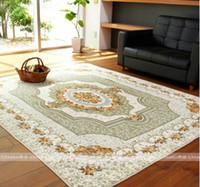 floor mat - Living room coffee table bedroom carpet large floor mats fashion chenille carpet