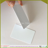 pvc door - RFID KHZ Rewritable Card T5557 T5567 T5577 PVC Smart Card For Access Control system Door Access Card
