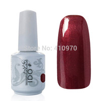 honey bottles - High Quality Custom Design IDO Honey Girl Gel Polish Nail Polish Bottle