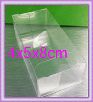 clear pvc boxes - New Transparent Packing PVC Box packing pvc clear boxes for candy Free shiping size cm