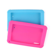 Wholesale New Soft Silicone Cover Case for inch Android Capacitive a13 mid Tablet PC