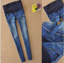 Discount Skinny Pregnant Women | 2017 Skinny Jeans For Pregnant ...