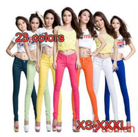 Cheap Colored Jeans For Women | Free Shipping Colored Jeans For