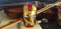 Wholesale iron man the mouse the mouse game notebook usb computer mouse game mouse