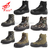 army jungle boots - Mens Army jungle amp desert training boots Muddy mountain camouflag military tactical boots Men canvas outdoor camping
