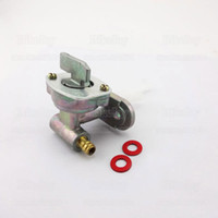 gas motor scooter - Pit Dirt Bike Gas Fuel Tap Switch Valve Tank PW80 TTR125 DRZ400 Motorcycle Motorbike ATV Quad Go Kart Motor Moped Scooter