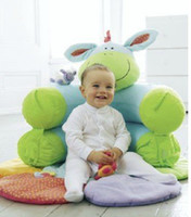 baby sit games - ELC Blossom Farm Sit Me Up Cosy Baby Seat Baby Play Mat Small Baby game pad ELC Green neddy