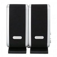 Cheap Wholesale-Cheap Sale 120W 3.5mm USB Power Laptop Computer Notebook Audio Speaker Amplifier for PC Laptop