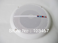 ceiling speakers - Free shippping inch Outer Shell inch Full range Speaker ohms W Use for Car Yacht Ceiling etc pair