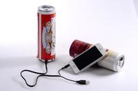 pepsi cola - Pepsi beer coke cans small speaker cans speaker tf card cola speaker usb flash drive speaker