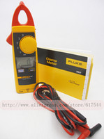Cheap Wholesale-Fluke 362 Detachable Jaw True-rms AC DC Digital Clamp Meter Brand New