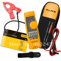 Cheap Wholesale-100% Authentic Bland New Fluke 365 F365 Detachable Jaw True-rms AC DC Clamp Meter, free EXPRESS