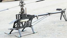 Wholesale RC remote ch D Helicopter SE V2 ch Kit carbon fiber for align trex heli