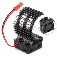radiator fan motor - Motor Radiator with V Cooling Fan for Car Size