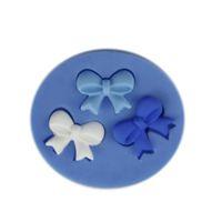 americana set - cortadores de pasta americana Bowknot mini soft silicone resin flower sugar candy chocolate mold silicone soap flakes soap