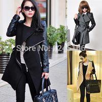 Cheap lady clothes Best faux jacket