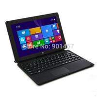 Cheap Wholesale-VOYO V-KING Dedicated Magnetic Keyboard Case for 10.1 inch VOYO WinPad A1;PIPO W1 RAMOS i10 i10 pro VIDO W11 tablet pc SG FREE