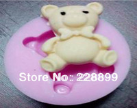 baby jello - baby animal Chocolate Candy Jello D silicone Mold Mould cake tools Bakeware Pastry Soap Mold CC083