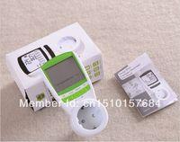 Wholesale New Product Eu Energy Meter Energy Power Watt Voltage Meter Monitor Analyzer