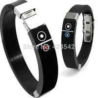 vibrating bracelet - Crazy Promotion Bluetooth Incoming Call Vibrate Alarm Bangle Phone Call Reminding Vibrating Anti lost Bracelet For All Phone